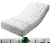 spring mattress detached perfect rest